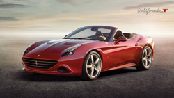 Ferrari California T launched in India INR 3.45 Cr.