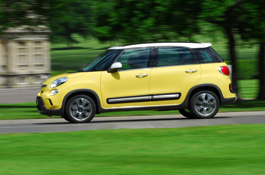 Fiat officially introduces seven-seat 500L Living
