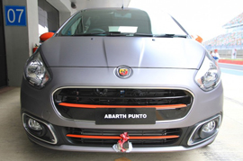 Fiat to roll out the sensational Abarth Punto today