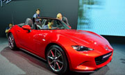 Fiat Spider A strong contender at Auto show 2016