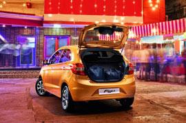 The all new Ford Figo hatchback- quite a killer