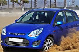 Ford Figo vs Maruti Suzuki