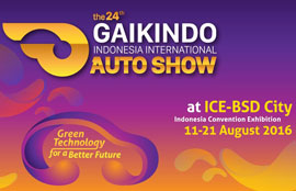 GAIKINDO Indonesia International Auto Show GIIAS 2016