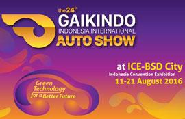 GAIKINDO Indonesia International Auto Show GIIAS 2016