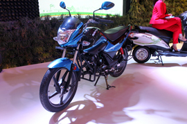 Hero Splendor iSmart 110 to be out in April 2016