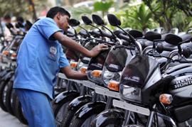 Honda bike sales dip by 12 percent last month