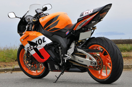 The two new special edition Honda CBR1000RR Fireblade out now