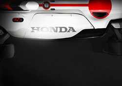Honda intends to participate at the Frankfurt Motor Show 2015