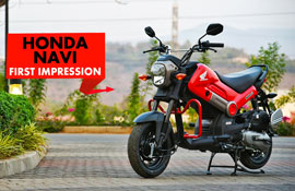 Honda Navi the new flavor in the Automobile Zest