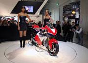 Honda RC213V-S debut