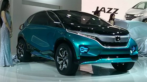 Honda XS-1 Crossover To Enter Production Launch Soon