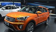 Hyundai Creta spied and captured