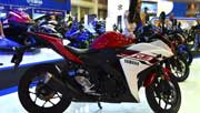 India indentured Yamaha R3 revealed at the Bangkok show