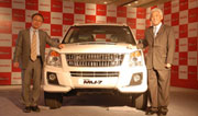 Isuzu MU7 Automatic to launch in India this month