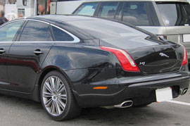 Jaguar XJ histories 300 per cent sales evolution