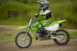 Kawasaki KLX 110 out now- Launch Story