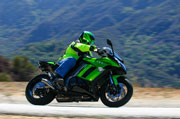 A step closer to the Kawasaki Ninja 1000