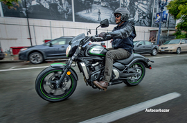 We know something about the all new Kawasaki Vulcan S cafe
