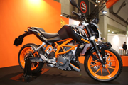 KTM 250 Duke and KTM RC250 makes a debut in Japan
