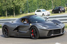 Let us get closer to the all new LaFerrari Aperta 2017