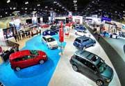 LA Auto Show at start from November 2013