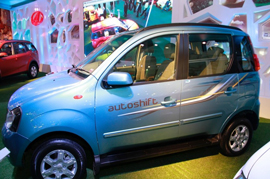 The New Mahindra Quanto facelift to be called Nuvosport
