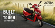 Mahindra Two wheeler getting weak