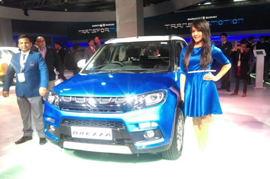 Let us compare the Maruti Brezza and Renault Duster Revamp