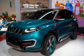 Another compact SUV by Maruti to be revealed at the Delhi Auto Expo