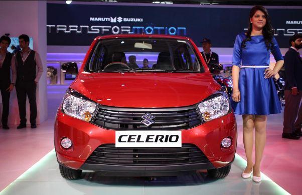 Maruti Suzuki CelerioX Launched