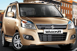 Maruti WagonR VXi launched at India