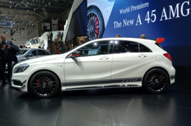 Mercedes Groups never seizes to astonish the market