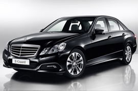 Mercedes Benz E-Class Set To Launch In February 2017