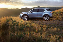More than 200 orders for the New Discovery Sport from Land Rover