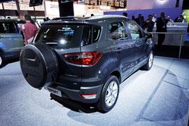 Ford EcoSport SUV car