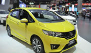 Honda Jazz is going great 2336 pre bookings
