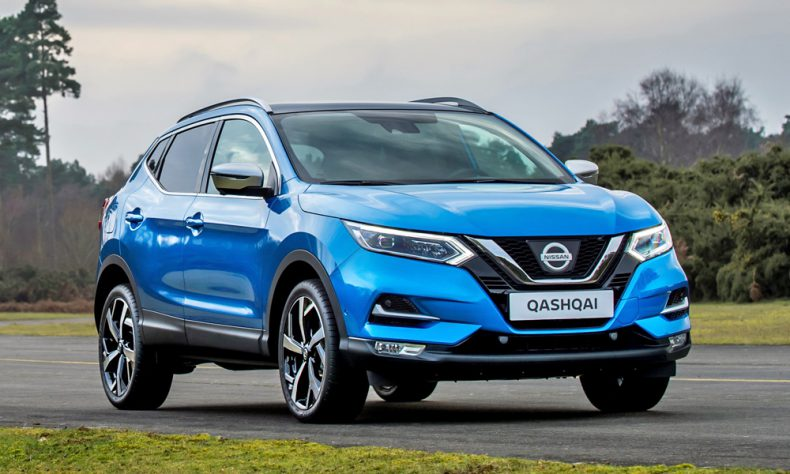 Nissan Assess Qashqai for India