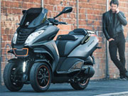 Mahindra to create a Peugeot scooter storm in India