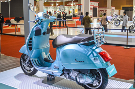 Piaggio to roll out the Vespa 300 GTS and Vespa 946 in the Indian market