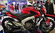 Bajaj has started to export the new Pulsars