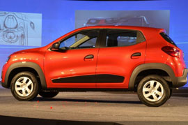 50000 bookings for the Renault Kwid-Impressive score