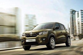 Renault Kwid to be launched shortly price features bookings