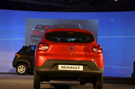 Renault Kwid keeps customers waiting