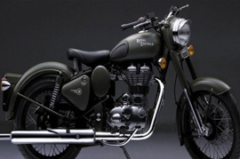 Eicher has good news for all you bike lovers