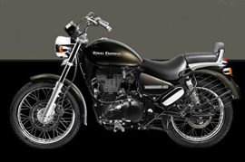 Gen next Royal Enfield Classic and Thunderbird in the making