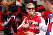Sebastian Vettel top in Austria Formula1