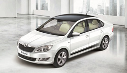 Skoda Rapid Anniversary Edition launched priced at INR 6.99 Lakhs