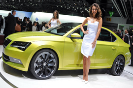Skoda to roll out a new Superb soon