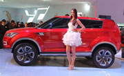 Maruti Suzuki might produce a Compact SUV at the Auto Expo 2016