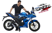 Suzuki Gixxer teased ahead of its official launch today